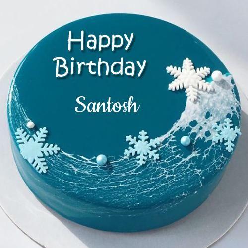 Write Name On Amazing Beautiful Birthday Cake Image Online Free