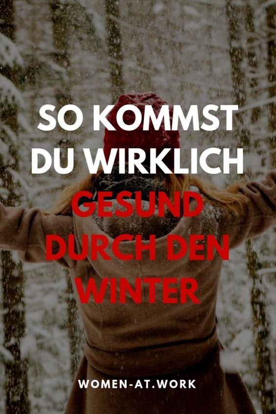 """Feuchte Kälte draußen, trockene Wärme drinnen, dazu wenig Sonne und Vitamine – im Winter heißt es für Körper und Seele einfach """"durchhalten"""". Mit den folgenden Pflege- und Ernährungstipps gelingt es dir aber garantiert."""