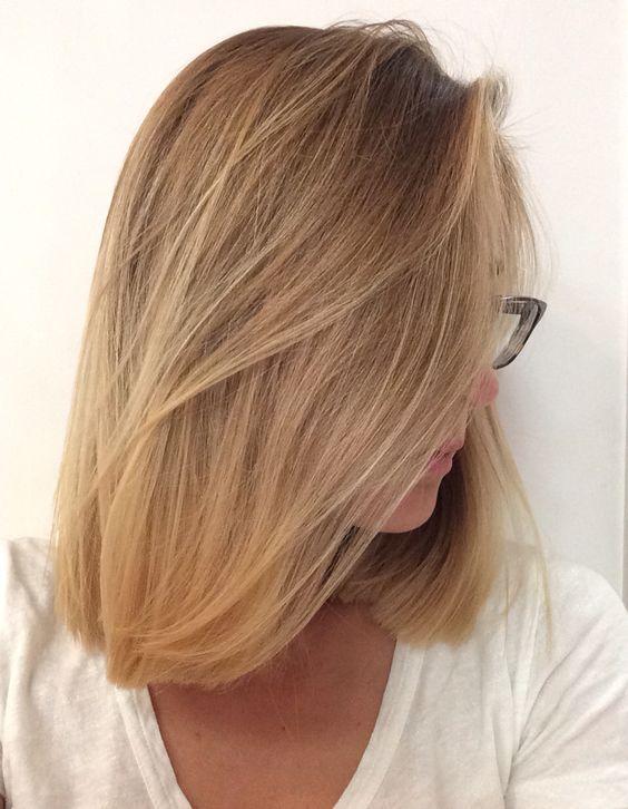 Golden blonde balayage highlights short hair helmet weat golden blonde balayage highlights short hair pmusecretfo Gallery