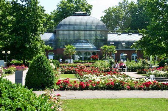 Cool Palmengarten Frankfurt Germany S is for Sightseeing Pinterest Around the worlds Places and The o ujays