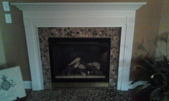 17 Best images about Fireplaces on Pinterest | Slate fireplace ...
