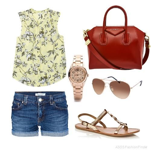Fresh girl!  | Women's Outfit | ASOS Fashion Finder - BlueChicBerry