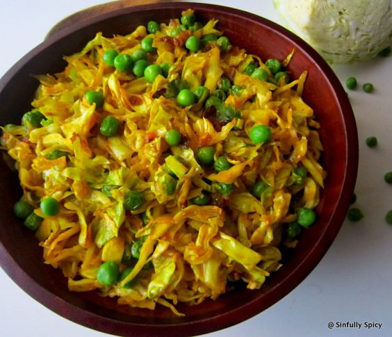 Indian style, Cabbages and Indian on Pinterest