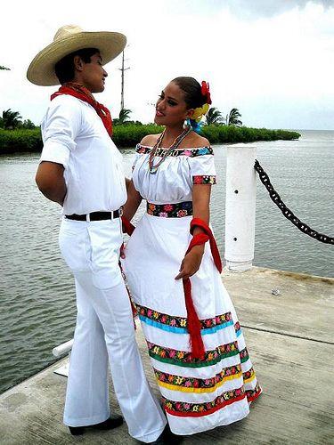 Traje Tpico De JAMAICA Buscar Con Google Folclor