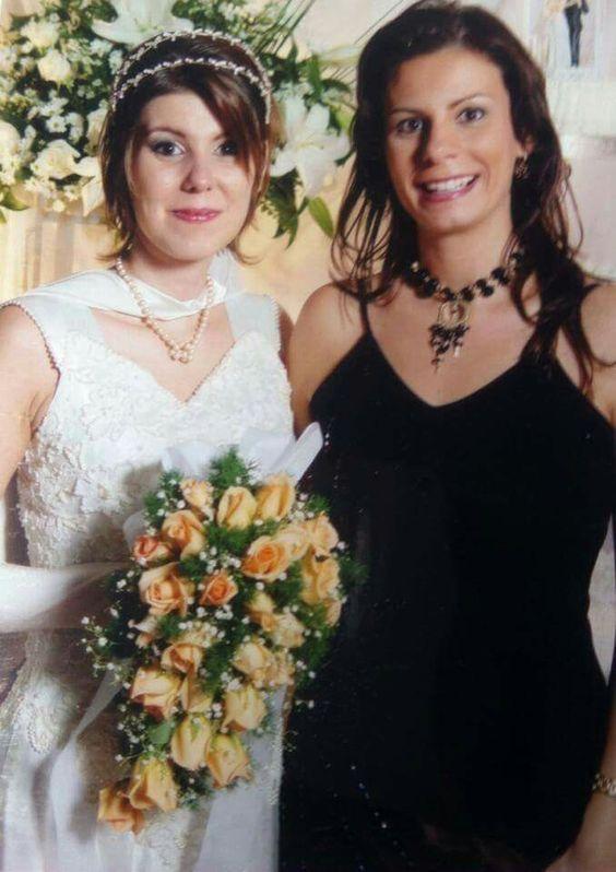 Fotinhas novas no casamento da tia Dani Uglione em Abril de 2005. By Zizi