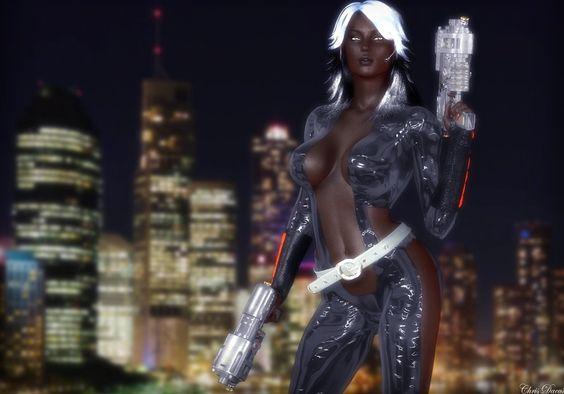 GUNSLINGER by ~yangzeninja on deviantART