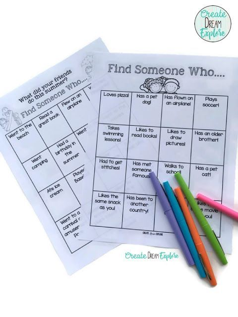Back to School Made Easy: Ideas for the First Week of School. Lots of assessments, All About Me Activities, word work, class rules booklet and more!
