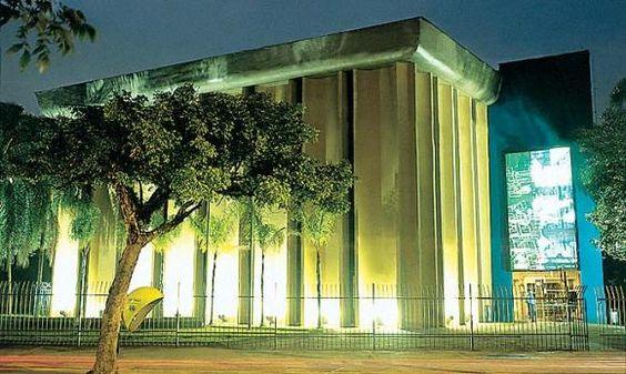 Teatro São Pedro na Barra Funda