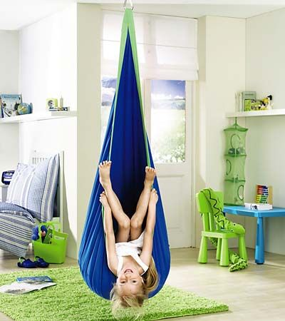 Possible hanging chair alternative