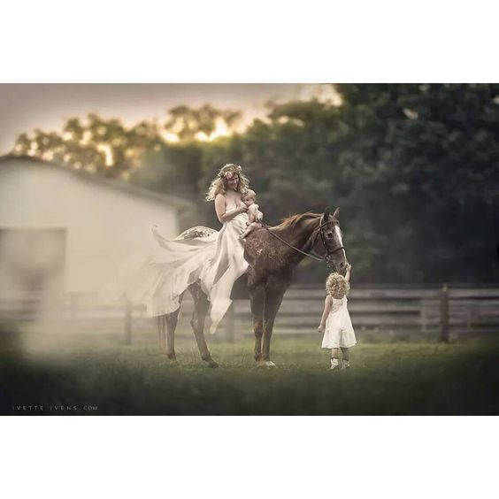Horses never lie about love. { This image is in my book, #breastfeedinggoddesses }  Book preorder link in profile.  #ivetteivens #ivetteivensphotography #chicagophotographer #fineartphotography #childphotograpy #motherhood #breastfeeding #normal #normalizeit #normalizebreastfeeding #breastfeedinggoddesses #breastfeedingisbeautiful #breastfeedingmama #talentedmother #horse #nursingonahorse