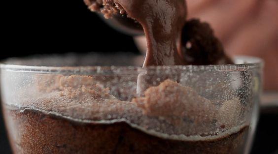 Tender Chocolate Coffee Fondants