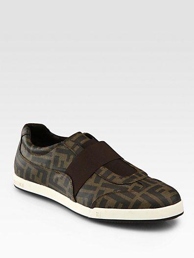 Fendi - Slip-On Sneaker