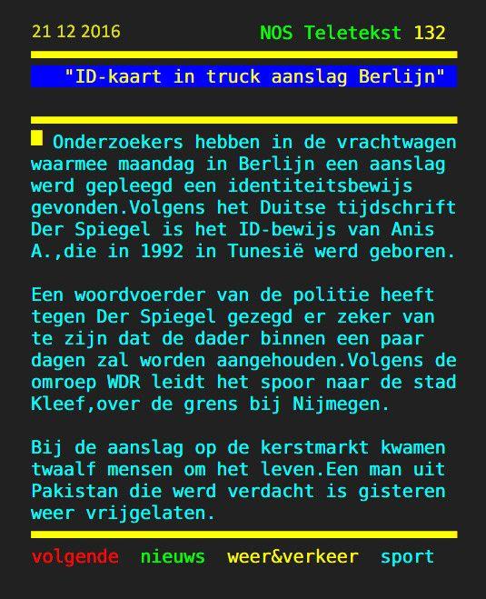 WantToKnow.nl – Ja, natuurlijk laat de dader zijn ID achter…!!: