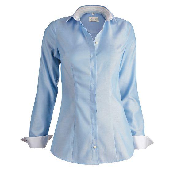eu.Fab.com   Lago Maggiore Shirt Blue