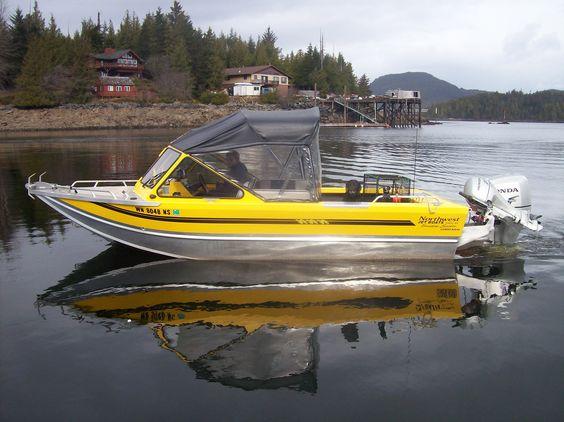 20ft northwest jet boat willet fish willett fish comes for Fishing jet boat
