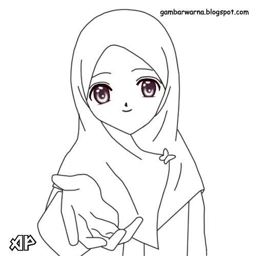 Inspiringsitus Kartun Muslimah Kartun