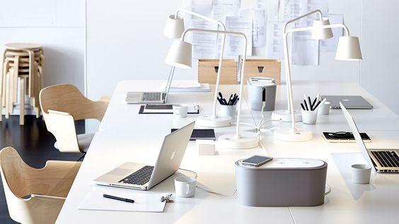 IKEA Qi-Ladetechnik