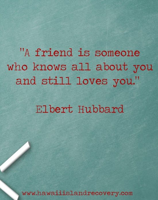 having a friend is a gift not every one will accept you