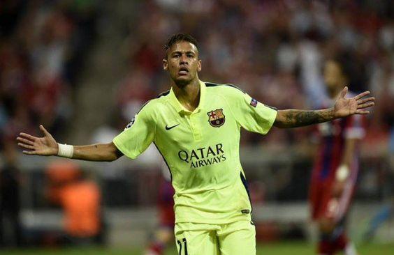 """Jornal espanhol exalta atuação de """"Killer Neymar"""" em classificação do Barça"""