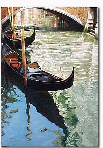 Venice Canal: