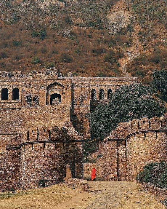 Bhangarh Fort, Alwar