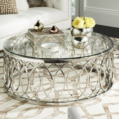 Willa Arlo Interiors Pomonok Coffee Table Arlo Coffee