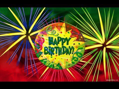 Happy Birthday Reggae Version Youtube Happy Birthday Black Happy Birthday Sister Birthday