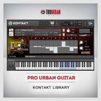Urban Electric Guitars KONTAKT-MAGNETRiXX, URBAN, MAGNETRiXX, Kontakt, Guitars, Electric, Magesy.be