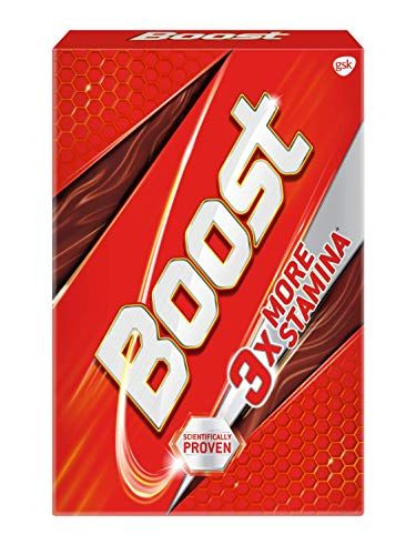 Boost Health, Energy and Sports Nutrition drink