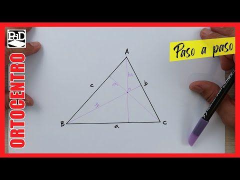 Pdd Profesor De Dibujo Youtube Triangulos Rectas Alturas