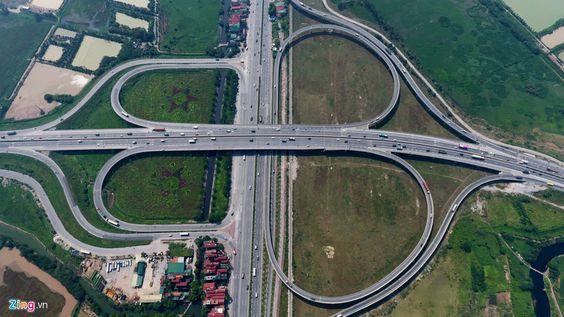 nút giao thông hà nội