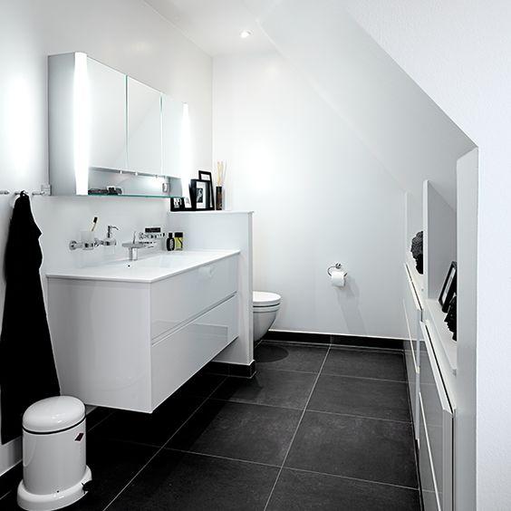 Wellness med den nyeste teknologi, badeværelse inspiration ...