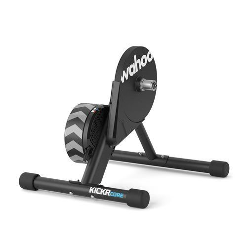 Kickr Core Smart Trainer With Images Bike Trainer Indoor Bike