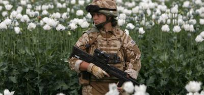 Did the US Invasion of Afghanistan cause a Heroin Epidemic In Europe and America?