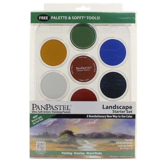 Panpastel 7 Color Landscape Starter Set Michaels In 2020