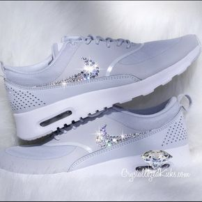 Nike Air Max Thea White with Hombre WhitePink von