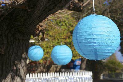 vasos transparentes etiquetados fiesta infantil - Buscar con Google
