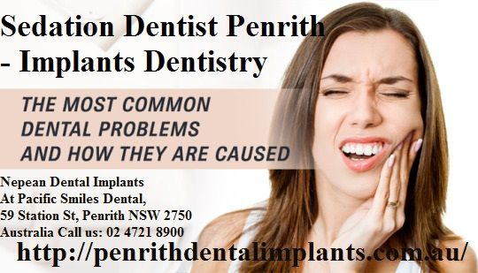 Nepean Dental Implants Value Your Comfort And Oral Health Above All And Provide A Full Spectrum Of De Dental Implants Cost Implant Dentistry Sedation Dentistry