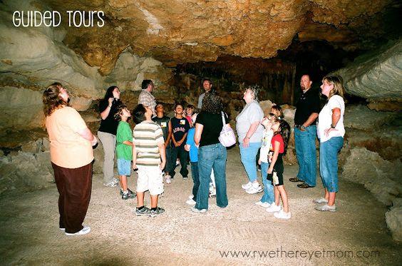 Inner Space Caverns- Georgetown, Tx