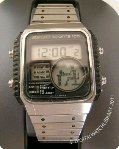 seiko d138 5040 ao sports vintage digital