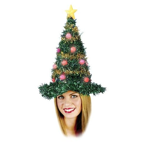 Pin By Veronique Verhoeven On Xmas Christmas Tree Hat Tinsel Christmas Tree Christmas Tree Light Up