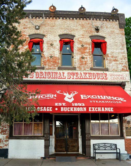 The Buckhorn Exchange - Denver's Oldest Restaurant