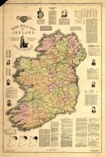 Home Rule Map of Ireland.