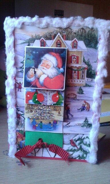 Tarjetita navideña
