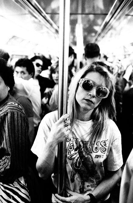 Kim Gordon from Sonic Youth, Ciccone Youth, Body/Head,  Free Kitten