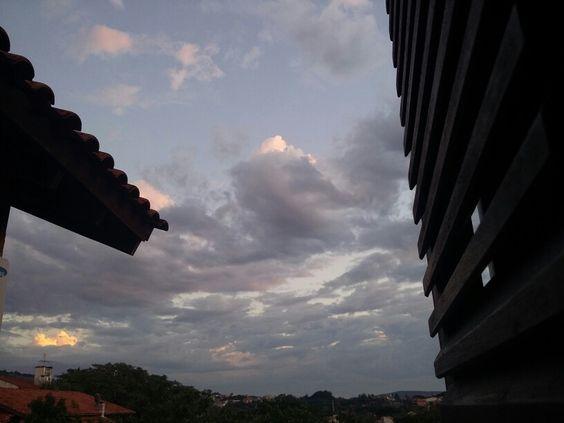 Porto Alegre em Rio Grande do Sul #portoalegre #céu #sky #paisagem
