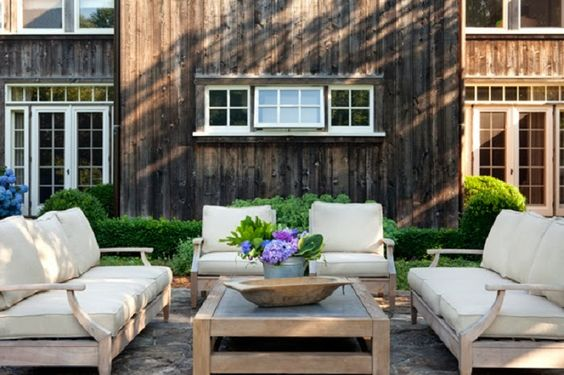 CHIC COASTAL LIVING: Hamptons Style Design