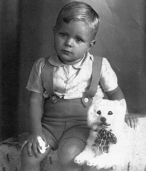 Stolen by the Nazis: The tragic tale of 12,000 blue-eyed blond children taken by the SS to create an Aryan super-race Folker Heinecke
