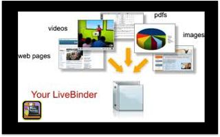 Technology Tailgate: Paperless Planning using Livebinders