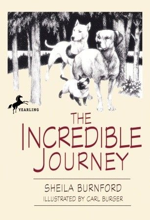 Pdf Download The Incredible Journey By Sheila Burnford Free Epub The Incredibles Books Classic Childrens Books